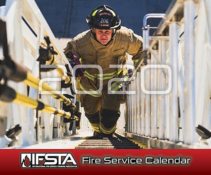 2020 IFSTA Calendar Cover