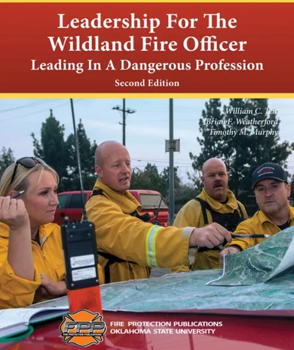 Leadership for the Wildland Fire Officer cover