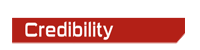 Credibility Banner
