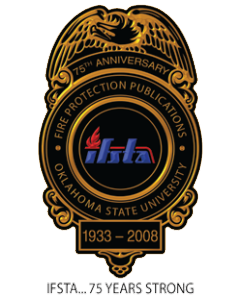 Ifsta 75 Year Badge